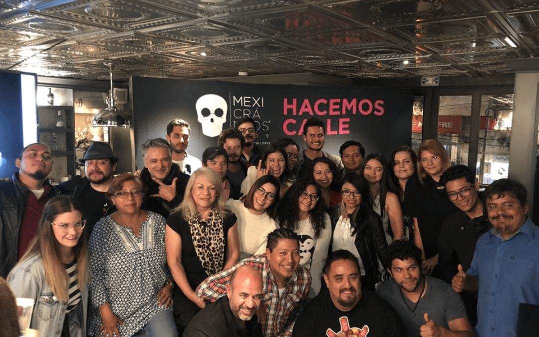 ¡Ellos serán los Artistas Mexicráneos 2019!