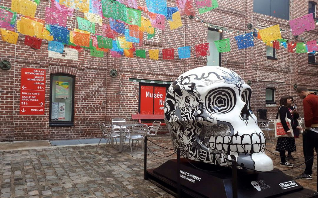 Mexicráneos en Lille#OrgulloMexicráneo